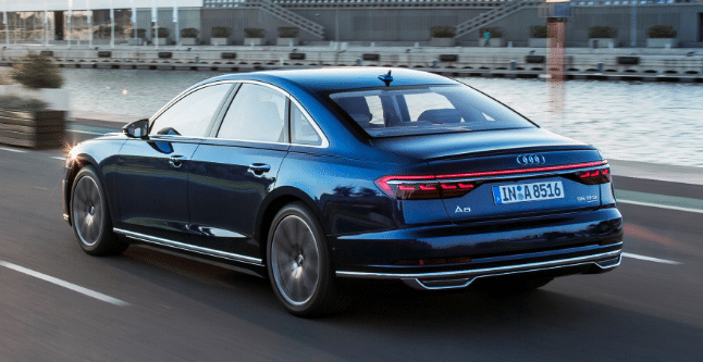 2020 Audi A8 Redesign, Rumors And Specs