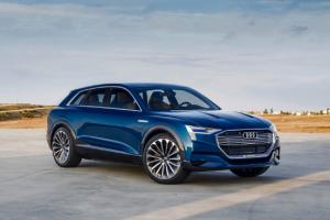 2020 Audi e-tron Quattro Electric Specs and Release Date