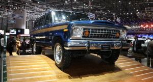2020 Jeep Wagoneer Redesign, Specs, and Release Date