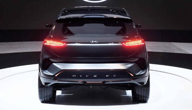 2020 Kia Niro ALL Electric SUV Redesign and Concept