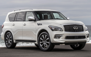 2023 Infiniti QX80 Concept, Specs, and Release Date