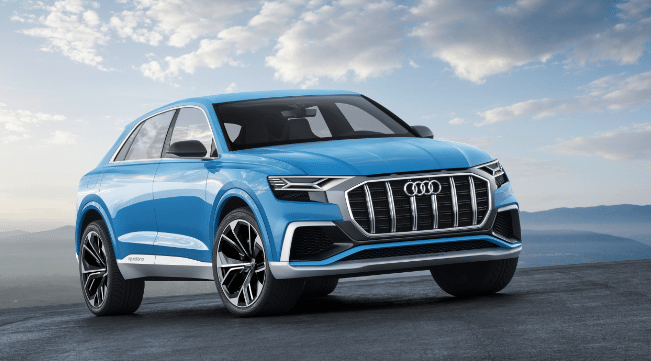 2020 Audi Q8 Specs, Redesign, and Release Date