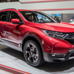 2020 Honda CR-V Hybrid Engine, Specs, and Release Date