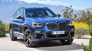 2020 BMW X3M Interiors, Price, and Release Date