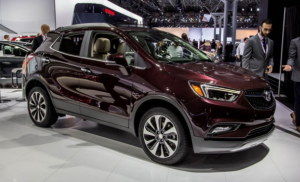 2020 Buick Encore Powertrain, Changes, and Release Date