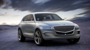 2023 Genesis GV80 SUV Concept, Redesign, and Release Date