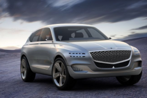 2020 Genesis GV80 SUV Concept, Redesign, and Release Date