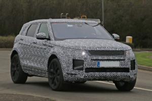 2020 Range Rover Evoque MK2 Redesign and Concept