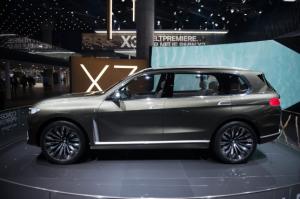2022 BMW X8 Interiors, Specs, and Price