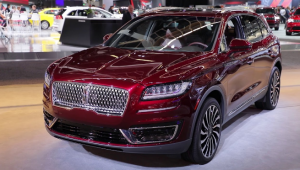 2023 Lincoln Nautilus Concept, Engine, and Release Date