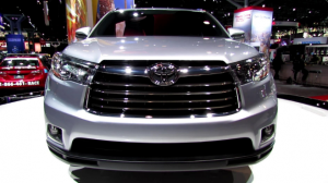 2020 Toyota Highlander Concept, Styling, and Release Date