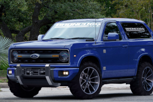 2021 Ford Bronco Redesign, Price, and Release Date