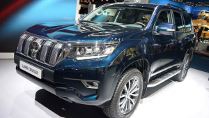 2020 Toyota Land Cruiser Prado Price and Release Date