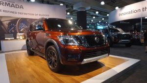 2020 Nissan Armada Specs, Redesign, and Release Date