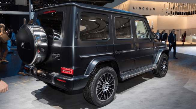 2020 Mercedes Benz G Class Changes, Specs, And Engine