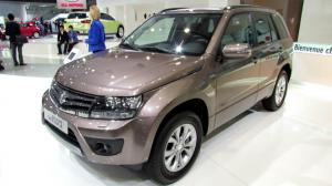 2023 Suzuki Grand Vitara Redesign, Price, and Release Date