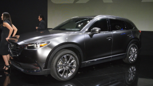 2023 Mazda CX-9 Concept, Engine, and Release Date