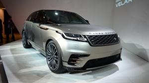 2023 Range Rover Velar SVR Price and Release Date