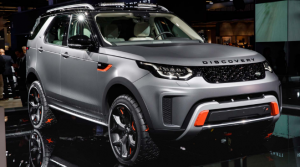 2023 Land Rover Discovery SVX Price and Release Date