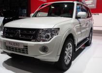 2020 Mitsubishi Pajero Redesign, Interiors, and Release Date