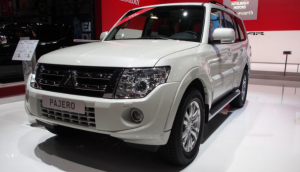2020 Mitsubishi Pajero Redesign, Interiors, and Release Date