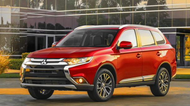 2020 Mitsubishi Outlander Redesign, Interior, And Release Date