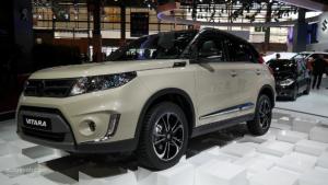 2023 Suzuki Vitara Redesign, Interior, and Release Date
