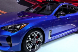 2020 Kia GT Redesign, Specs, and Release Date