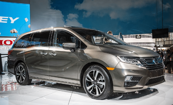 2020 Honda Odyssey Specs, Redesign, And Release Date