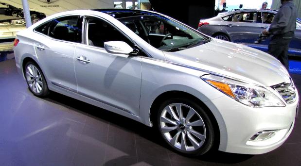 2020 Hyundai Azera Redesign, Specs, and Release Date