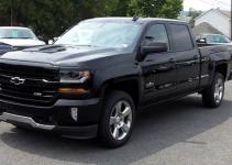 New 2018 Chevrolet Silverado LT Texas Edition