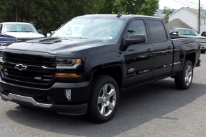 New 2018 Chevrolet Silverado LT Texas Edition