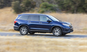 2020 Honda Pilot Redesign, Elite, Changes, Hybrid, Pictures