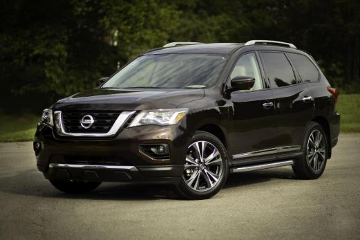 2020 Nissan Pathfinder Redesign, Release Date, Price, Spy Photos