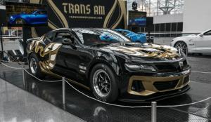 2020 Pontiac Firebird Redesign