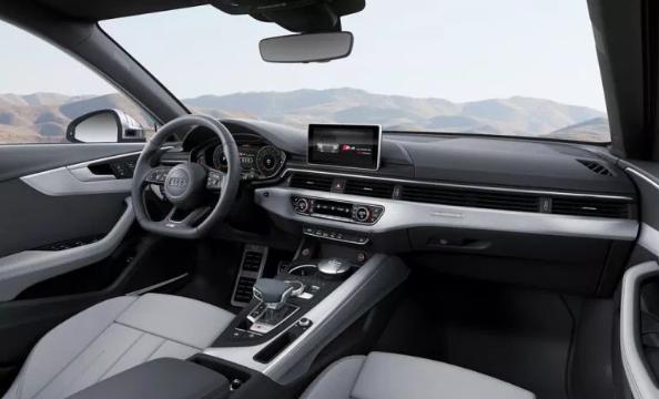 2019 Audi S4 Interior 1