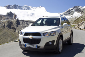 2019 Chevrolet Captiva Redesign, Price, Specs, and Release date