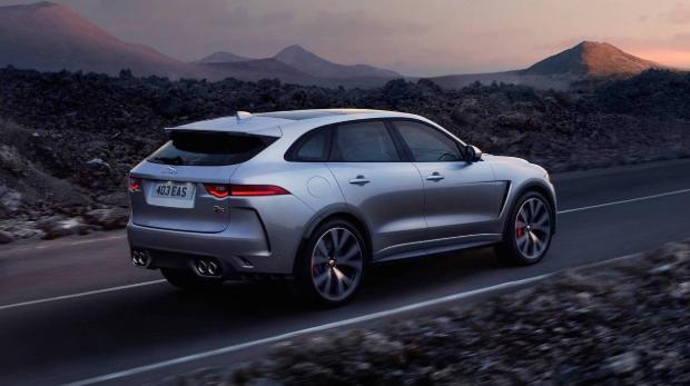2021 jaguar f-pace changes, facelift, svr, and release