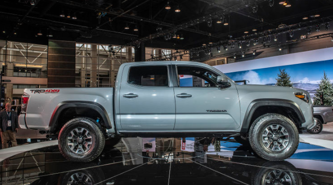 2021 toyota tacoma redesign release date diesel and