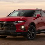 2020 Chevrolet Trailblazer Redesign