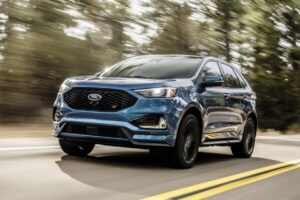 2021 Ford Edge Price