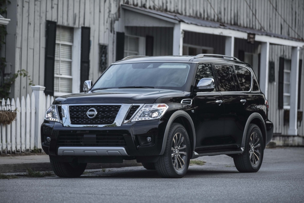 2021 nissan armada redesign interior price and release