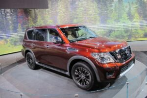 2021 Nissan Patrol Release date
