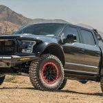 2021 Ford Raptor Powertrain