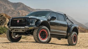 2021 Ford Raptor Powertrain