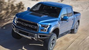 2021 Ford Raptor Price