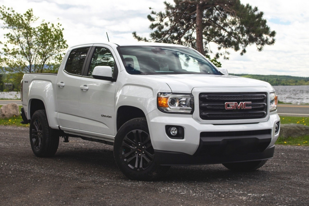 2021 gmc canyon refresh, spy shots, price, and release