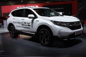 2021 Honda CRV Redesign