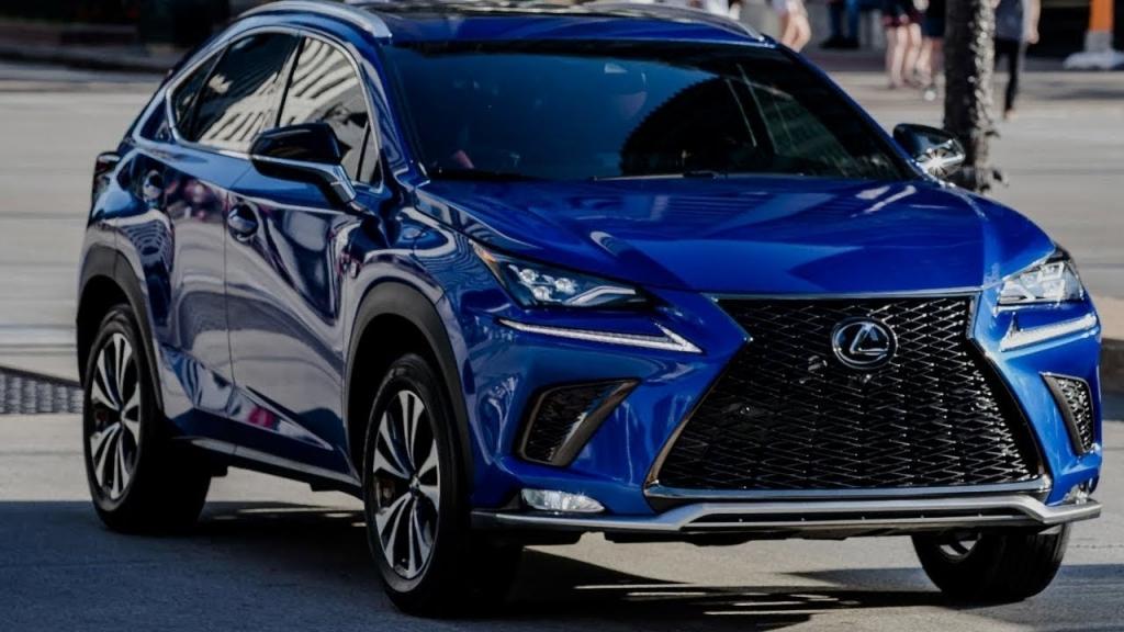 2021 Lexus NX Spy Shots | US Cars News