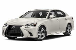 2020 Lexus GS 350 Concept